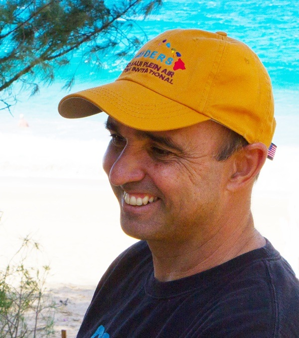 Ronaldo Macedo - Maui Artist